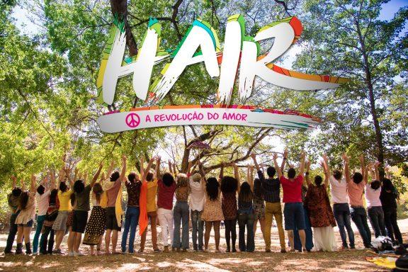 HAIR - A REVOLUÇÃO DO AMOR